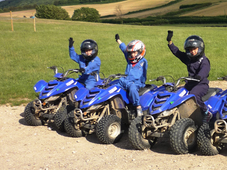 Quad Biking Juniors